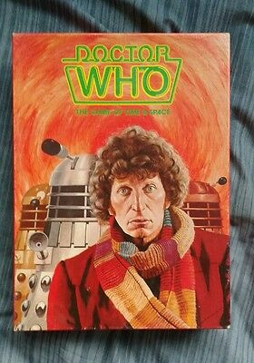 Doctor Who - The Game of Time and Space - Unused - Tom Baker 1980