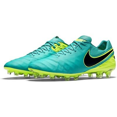 Nike Tiempo Legend FG Soccer Cleat (Jade) 819177-307