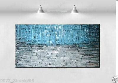CHOP45 large modern abstract 100% hand-painted oil painting wall art on canvas