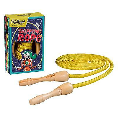 Adjustable Skipping Rope - Ridleys Outdoor Range by Wild & Wolf