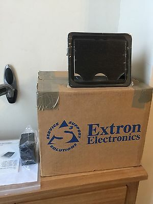 Extron CC800 Universal Cable Cubby 800 Black 60-715-0B With Power Module