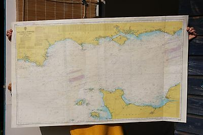 Valid Admiralty Chart 2656 - English Channel Central Part