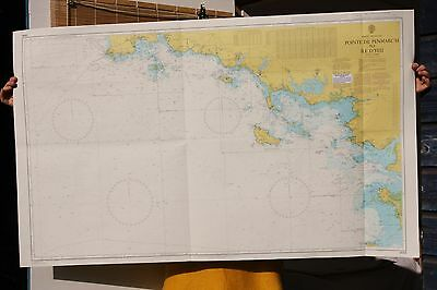 Valid Admiralty Chart 2646 - Pointe de Penmarc'h to Ile d'Yeu