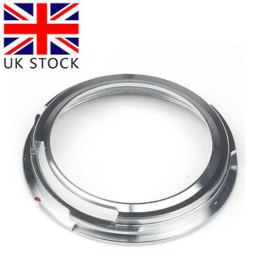 UK Pentax / M42 Thread screw Lens to Yashica Contax camera C/Y Mount Adapter