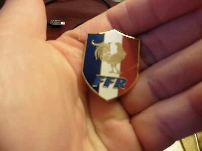 French Rugby Badge