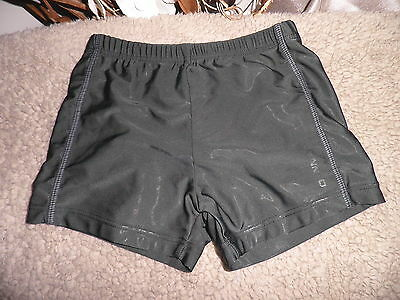 Boys Donnay Black Mix Swimming Shorts Age 7/8 Years
