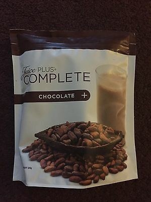 New Pouch Of Juice Plus Complete 525G Shake Chocolate Date 09/2017