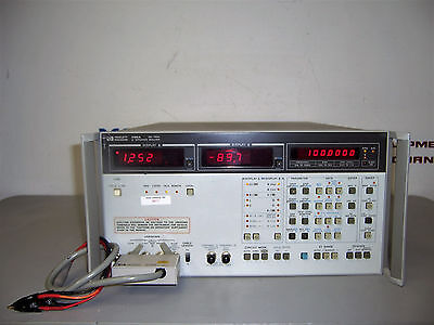9511 Hp 4192A 5Hz - 13Mhz Lf Impedance Analyzer