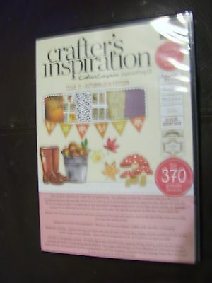 Crafter's Companion Crafter's Inspiration Papercrafting CD-ROM & DVD Issue 11