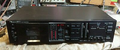 nakamichi BX-2 cassette deck. Serviced, aligned. Works great. Free shipping