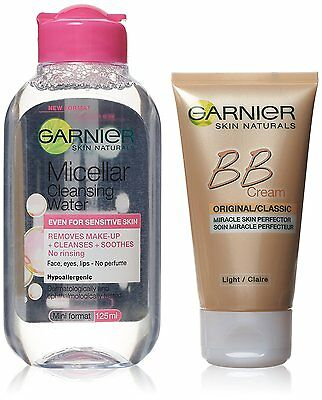 Garnier Mini Micellar and BB Cream Gift Set