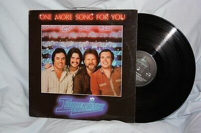 """Imperials  """" One More Song for You """"  Album / l.p."""