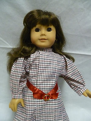 Original American Girl doll Samantha dress tights shoes bloomers pleasant co
