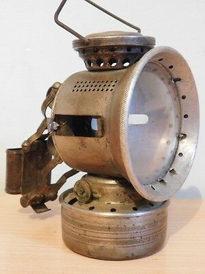 ANCIENNE LAMPE A VELO 20th CENTURY 1895