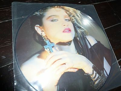 MADONNA Holiday UK Picture Disc 1985 Limited Edition