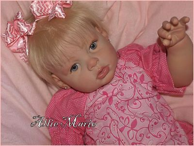 Custom Made Arianna  Prim Toddler ~26 -28 Inch ~Choices Of Eye And Hair Color