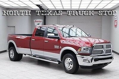 2013 Dodge Ram 3500 Laramie Crew Cab Pickup 4-Door 2013 Dodge Ram 3500 Diesel 2WD Dually Laramie Navigation Sunroof 1 OWNER