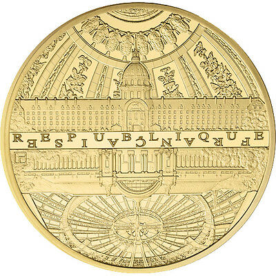 [#90804] France, 50 Euro, 2015, MS(65-70), Gold, 8.45