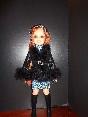 Awesome Jacket/skirt Outfit For Ideal Crissy Doll