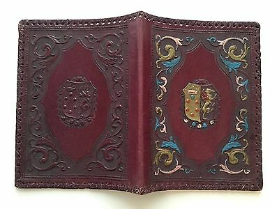 Fancy Leather Book Cover     $9.99