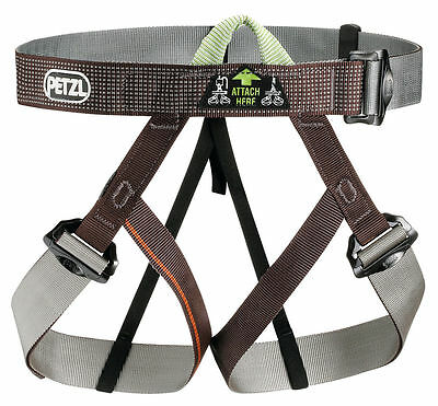 Petzl Gym Climbing Harness (One Size)