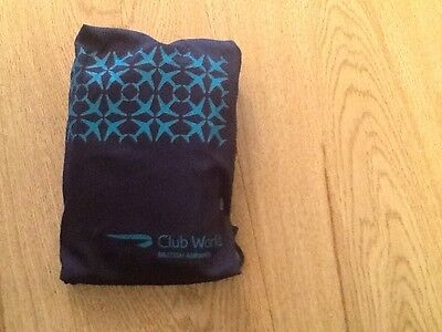 British Airways Club World Elemis wash bag