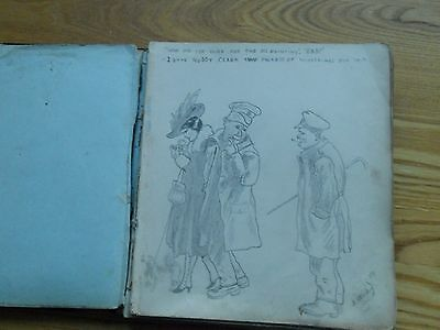 Vintage Autograph / Visitor's Book, 1916 - Mid 30's