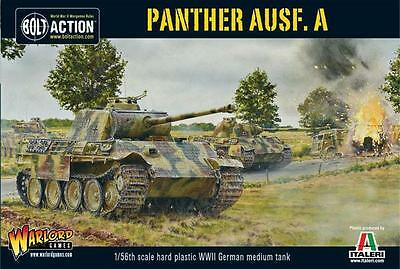 Bolt Action Panther Ausf A WLG WGBWM504