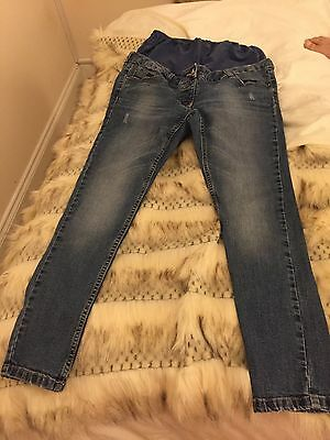 Next Maternity Skinny Jeans (10S More Like 12)