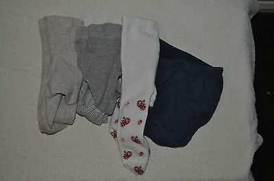 Job Lot Of Baby Clothes (5 Items) Knickers Leggings 9-12 Months