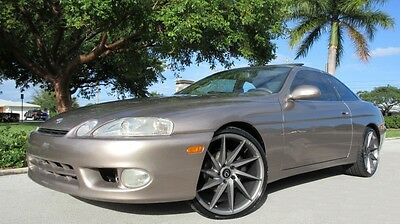1999 Lexus SC 2D 1999 LEXUS SC 300 W/ LOW MILES, LEXUS PREMIUM SOUND, JUST SERVICED, RARE FIND!!