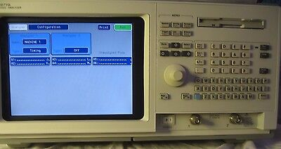 Agilent 1670G 136 Channel Logic Analyser with 2ch scope
