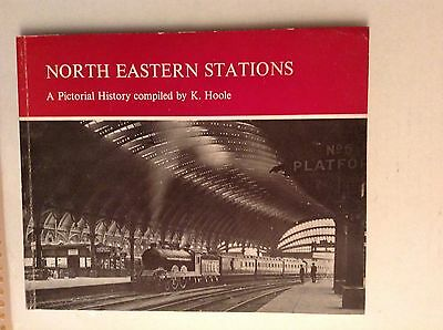 NORTH EASTERN STATIONS autographed by Ken Hoole