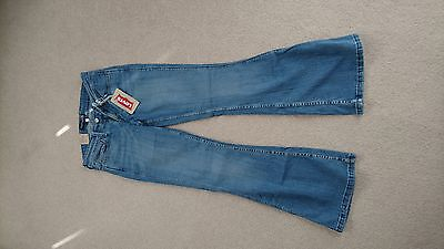 Girls levi jeans mew with tags