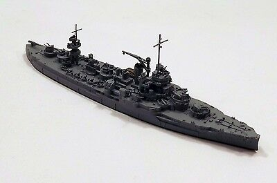 Neptun 1309A US Training Ship Wyoming (ex BB-32) 1945 1/1250 Scale Model Ship