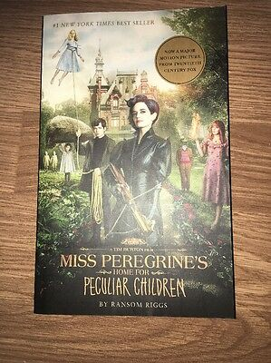 miss peregrine's home for peculiar children Paper Back Book