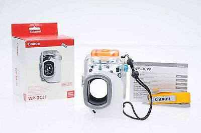Canon WP-DC21 Underwater Housing for G9 Digital Camera                      #669