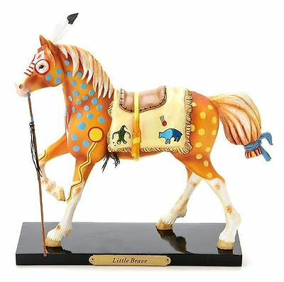 """THE TRAIL of PAINTED PONIES """"LITTLE BRAVE"""" HORSE #4020474 NEW * FREE SHIPPING"""