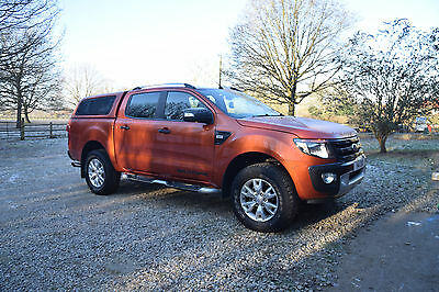 Ford Ranger Wildtrak 2012 3.2 Manual NO VAT
