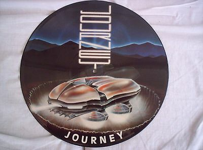 Journey, Don't Stop Believin',1982, Picture Disc, All Plays Great, Ex Condition