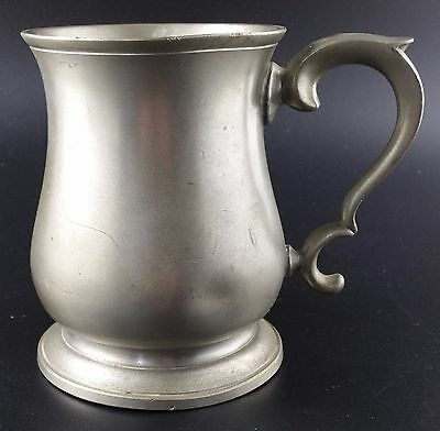 Vintage Pint Tankard - Made in England by Crown & Rose.
