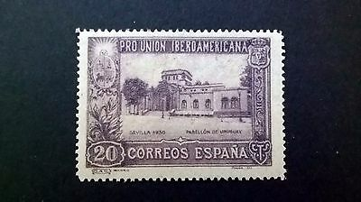 1930 - Spain to South America Airmail service stamp - mint not hinged ..
