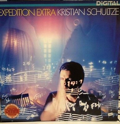 Kristian Schultze – Expedition Extra - LP 33 GG
