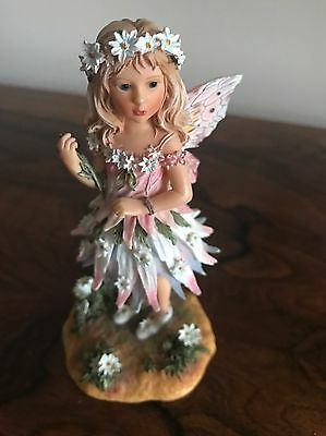 Leonado Collection THE DAISY FAERIE by Christine Haworth Limited edition