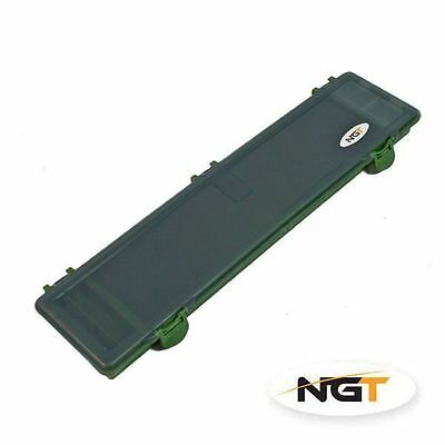 Rig Wallet Case Box Safe 20 Pins For Hair Rigs NEW NGT Carp Fishing