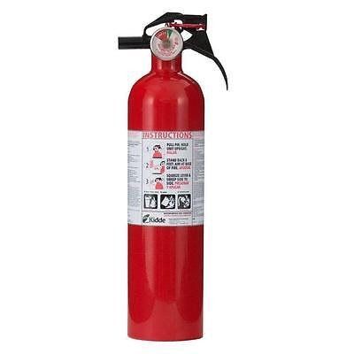 Kidde Fire Extinguisher 1A10BC Dry New Cheap Recreational Safety