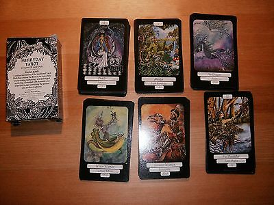 The Merry Day Tarot Deck Cards Excellent Condition.