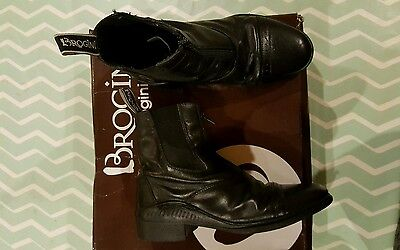 Brogini Horse riding boots size 5 / 38