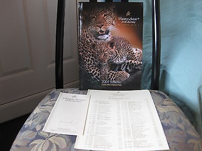 Country Artists 2004 Limited Edition Collectors Book.