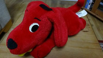 Clifford The Big Red Dog Barking Soft Toy 12""